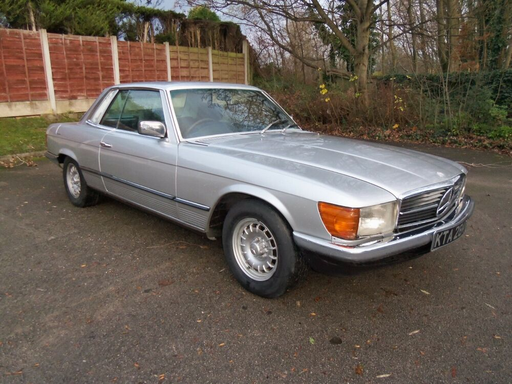 Uk Classic Cars On Twitter Ebay Mercedes 450 Slc 1980 Superb Car And Now Very Rare Https T Co Th04ehkp4z Classiccars Cars