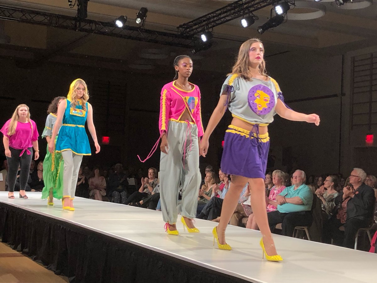 Nc State College Of Design On Twitter Psychogenic By Samantha Bratzke Washed Up By Emerson Burkhardt Pop By Sara Bailey And Counterfeit Paradise By Evan Smith Ncstateart2wear Https T Co 8tiqs35hbe