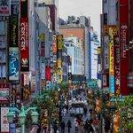 Image for the Tweet beginning: Streets of Shinjuku // Day