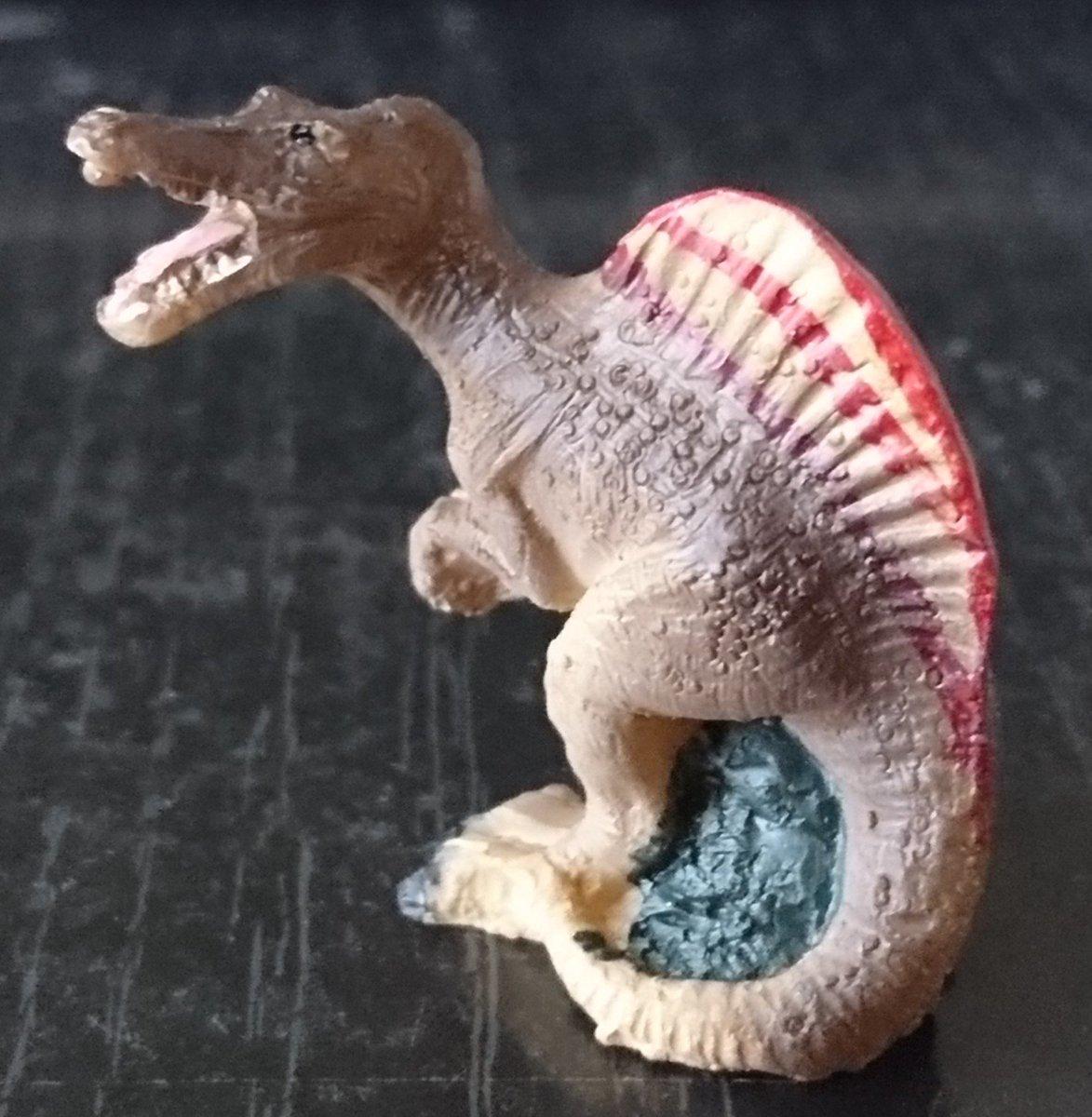 test ツイッターメディア - #キャンドゥ で見つけたミニチュアフィギュア。  #テリジノサウルス はあまりないチョイスじゃないかな? https://t.co/R110IKk9Lr