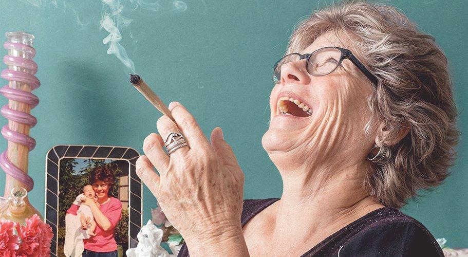 大麻影响老年人的健康?研究证明好处实在太多了!