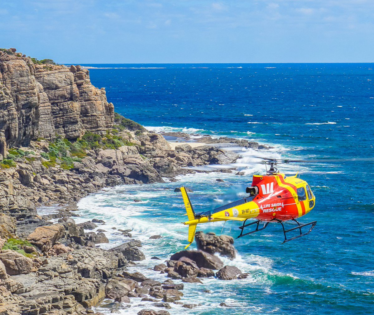 e5c081d27a2 ... so do our daily Westpac Lifesaver Rescue Helicopter Services for the  2018 19 season. The south-west service will be concluding tomorrow