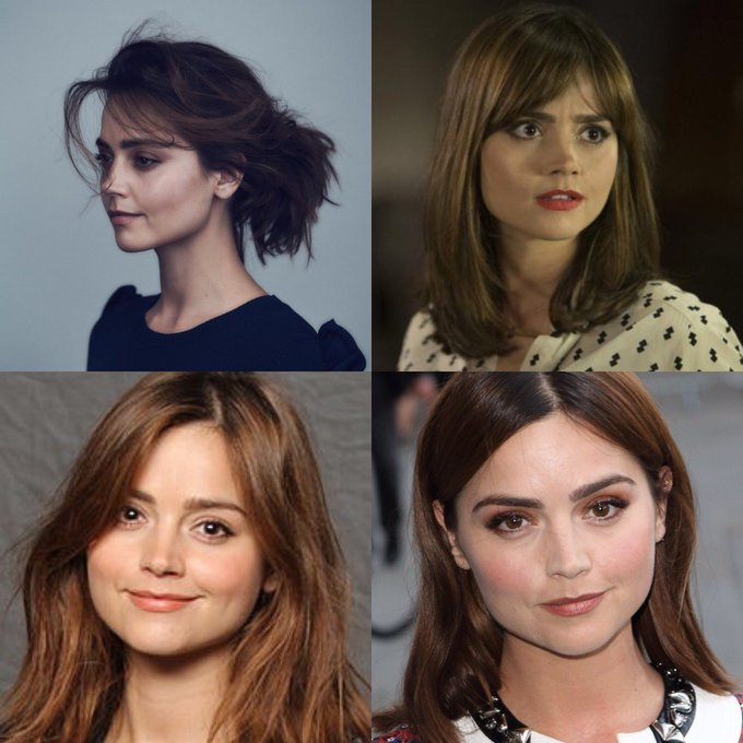 Travelled the galaxy and ruled an empire before the age of 33. Happy birthday to you Jenna Coleman.