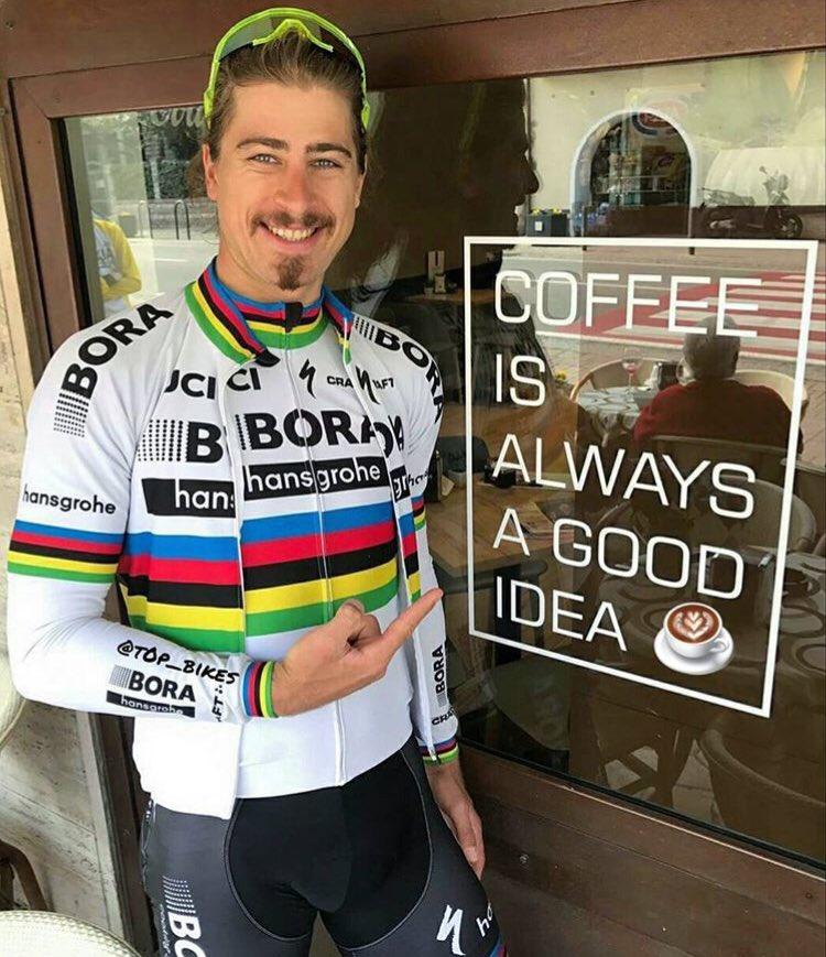 Brat Sagan kaže: #coffeeisalwaysagoodidea #coffeetime