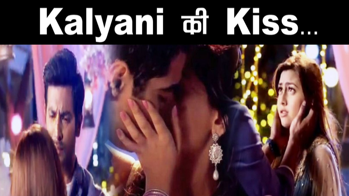 TUJHSE HAI RABTA: OH HO!! MALHAR KALYANI की KISS होगी