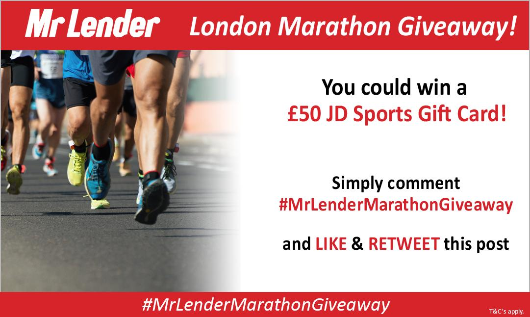 MrLender.com's photo on #LondonMarathon