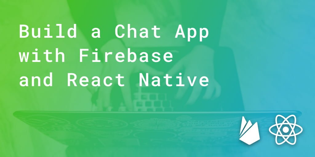 Chat app with firebase part 1