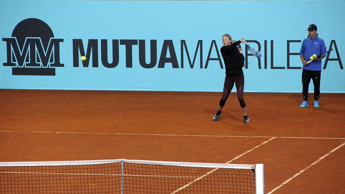 WTA MADRID 2019 D5KFcyGW0AE5fpi