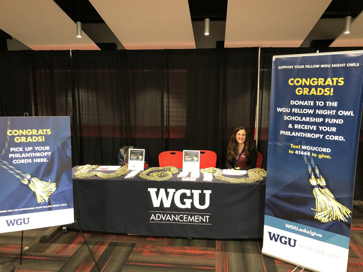 WGU Advancement (@WGUAdvancement) | Twitter