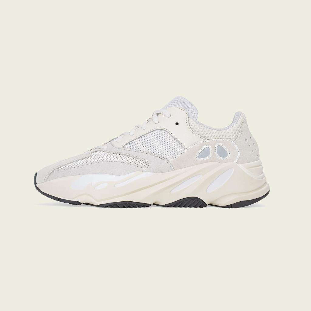YEEZY BOOST 700 ANALOG.  AVAILABLE TODAY AT SELECT STORES AND ONLINE AT http://a.did.as/6016EeSSE