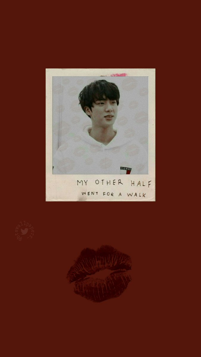 Jin Aesthetic Wallpaper Don T Repost Like Or Retweet If