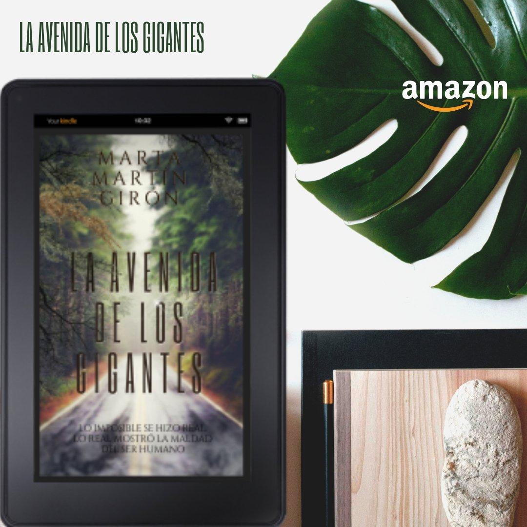 LA AVENIDA DE LOS GIGANTES, de @Martta_Martin La novela negra que cuestionará  tu moralidad