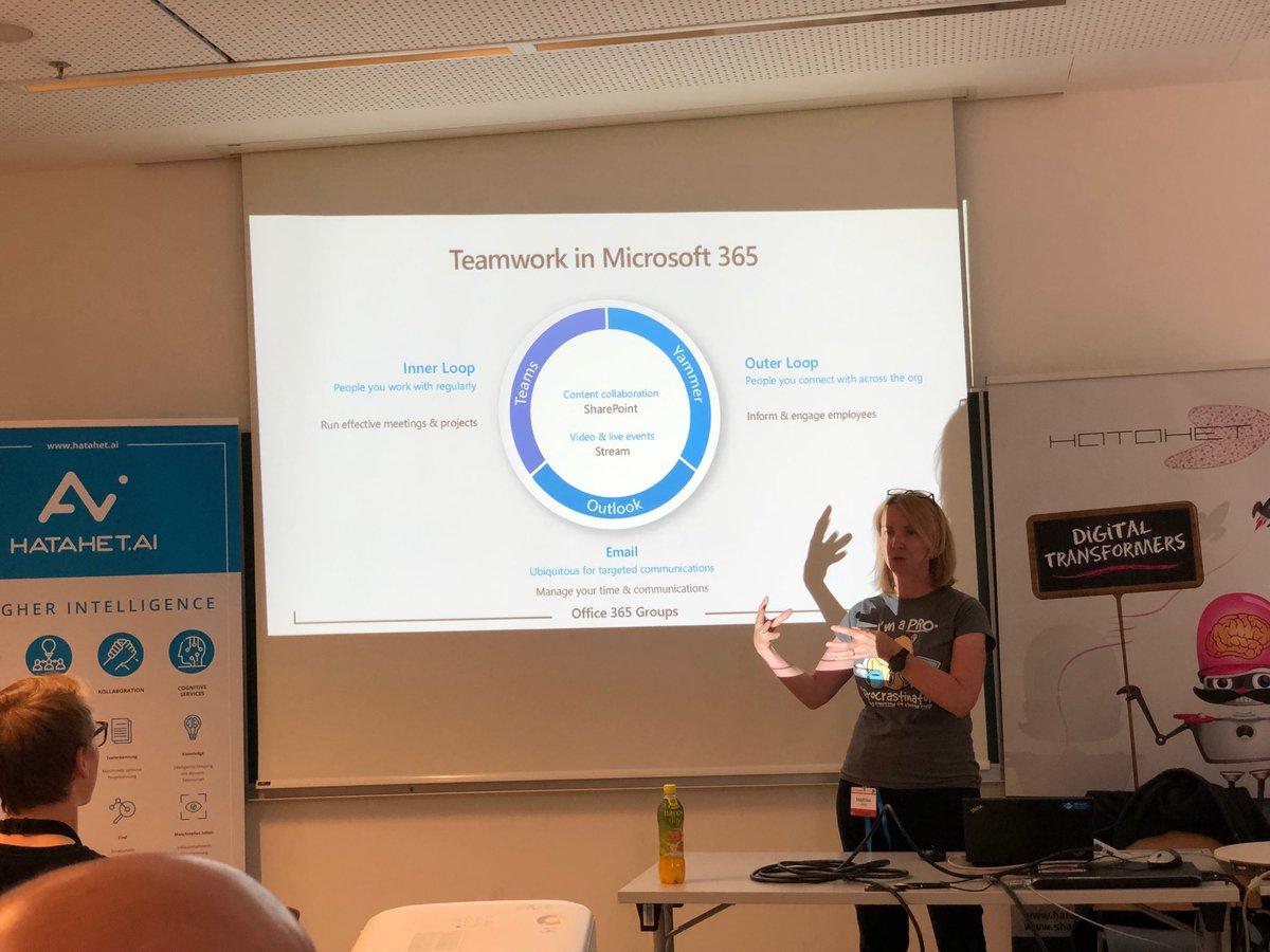 Etiqueta #microsoft365 en Twitter