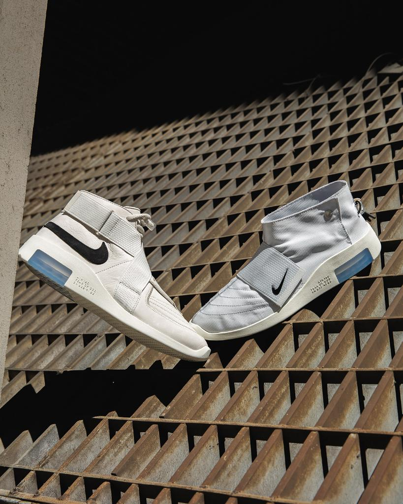 buy online 4e6f7 0255e  Nike Air Fear of God Raid and  Nike Air Fear of God Moc Available Now at  Select House Of Hoops.pic.twitter.com ebTt8xEpA8