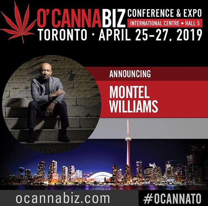 O'Cannabiz Toronto 2019 – presented by Agronomic IQ & Seed