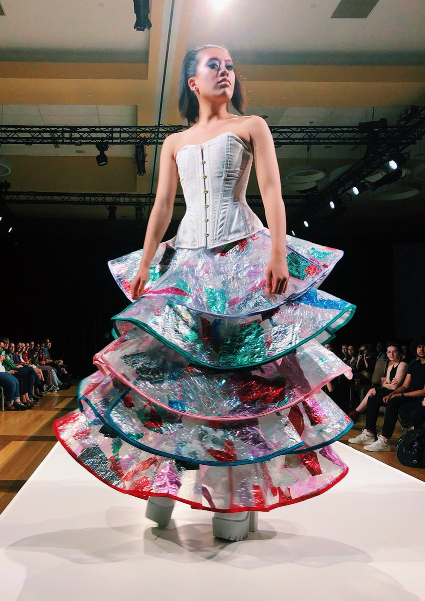 Nc State University On Twitter We Re Always Blown Away By What Our Ncstatedesign Students Thinkanddo That S A Wrap On Art2wear 2019