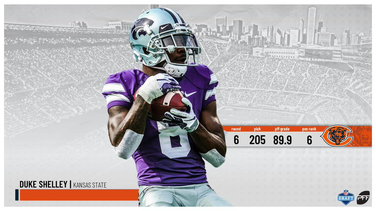 5f6e46dc PFF Chicago Bears 2019 NFL Draft