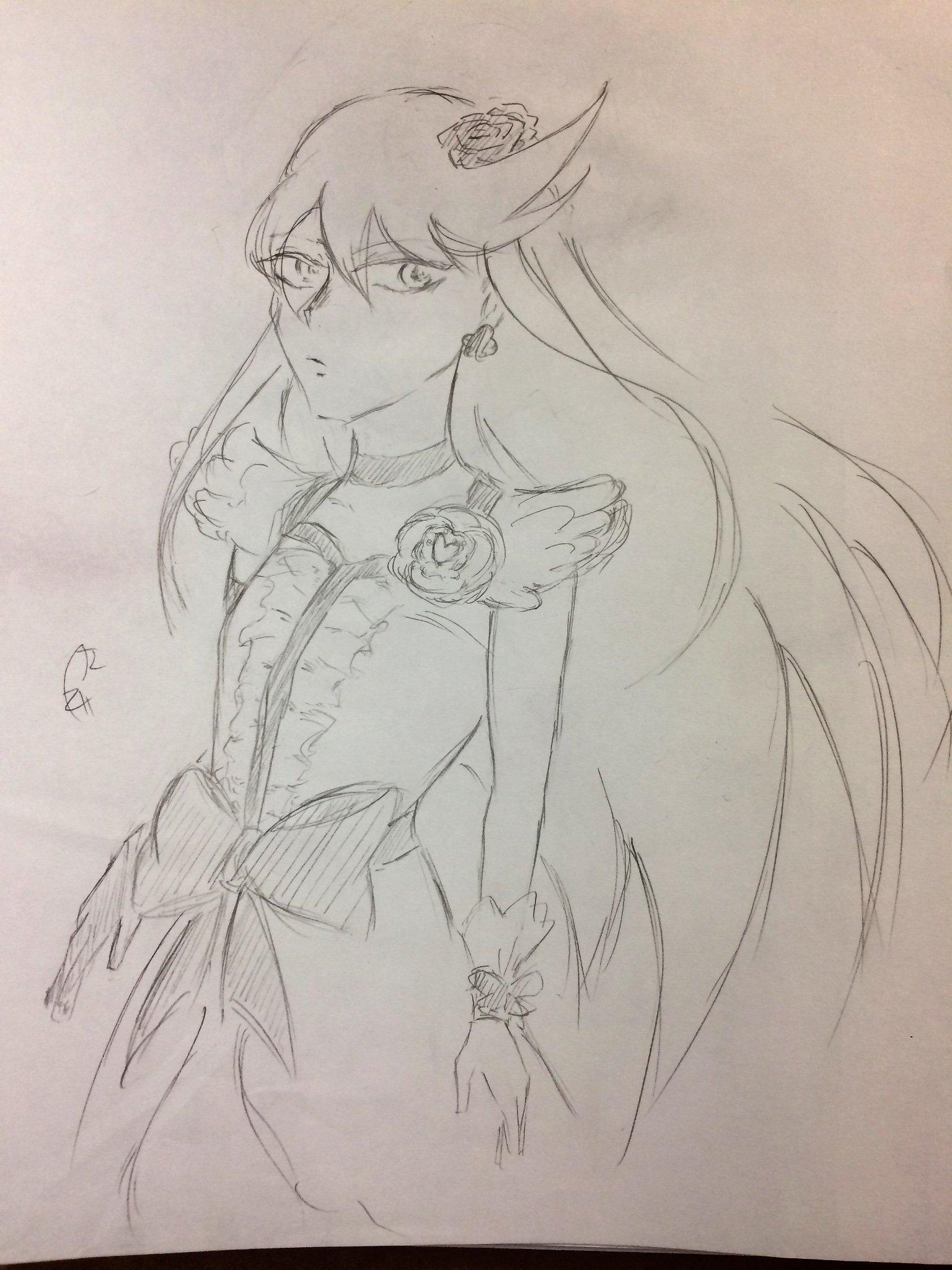 藍桜 (@AIRA_pizza1031)さんのイラスト