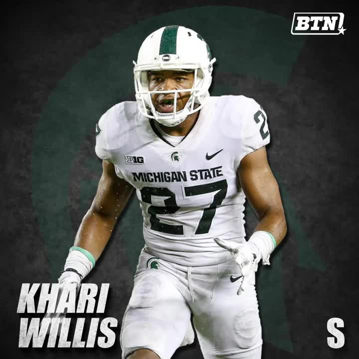 Khari Willis is Indy bound. Meet the newest member of the @Colts.