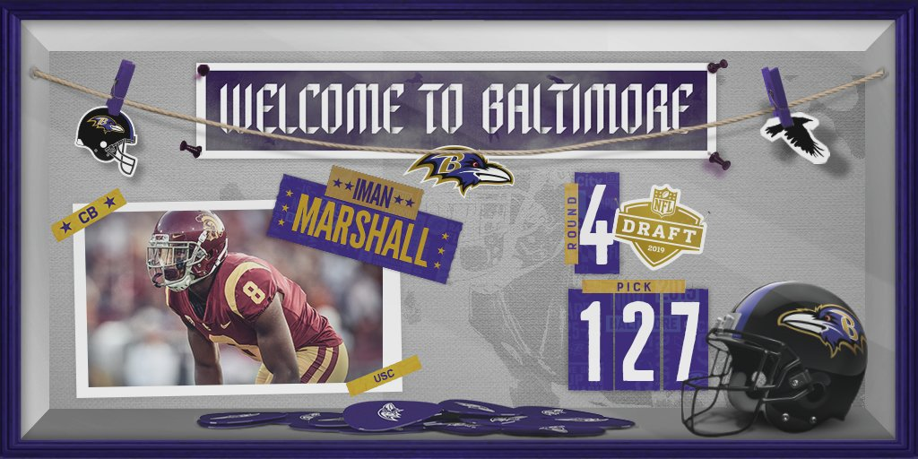 promo code eb760 347d8 Baltimore Ravens's tweet -