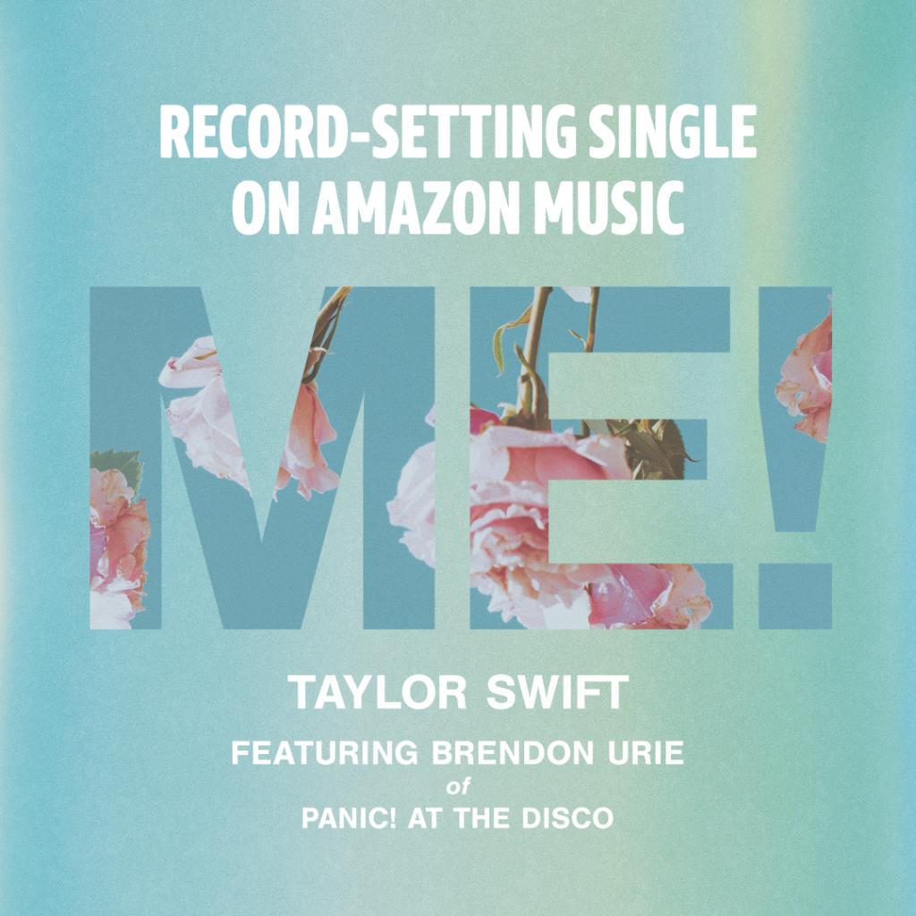 "1a0275409208b ... than any other single debut on Amazon Music.  AskAlexa ""Play the new  Taylor Swift"" to stream  ME!   http   amzn.to 2IX6lKU  pic.twitter.com TOQ6nVMM1N"