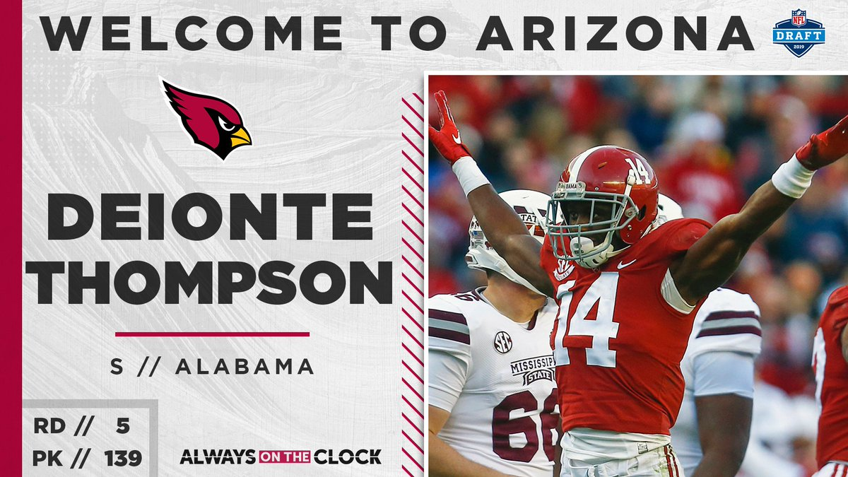 PLAYMAKER!! Welcome to the desert, @playmaker_11! 🔥 #CardsDraft