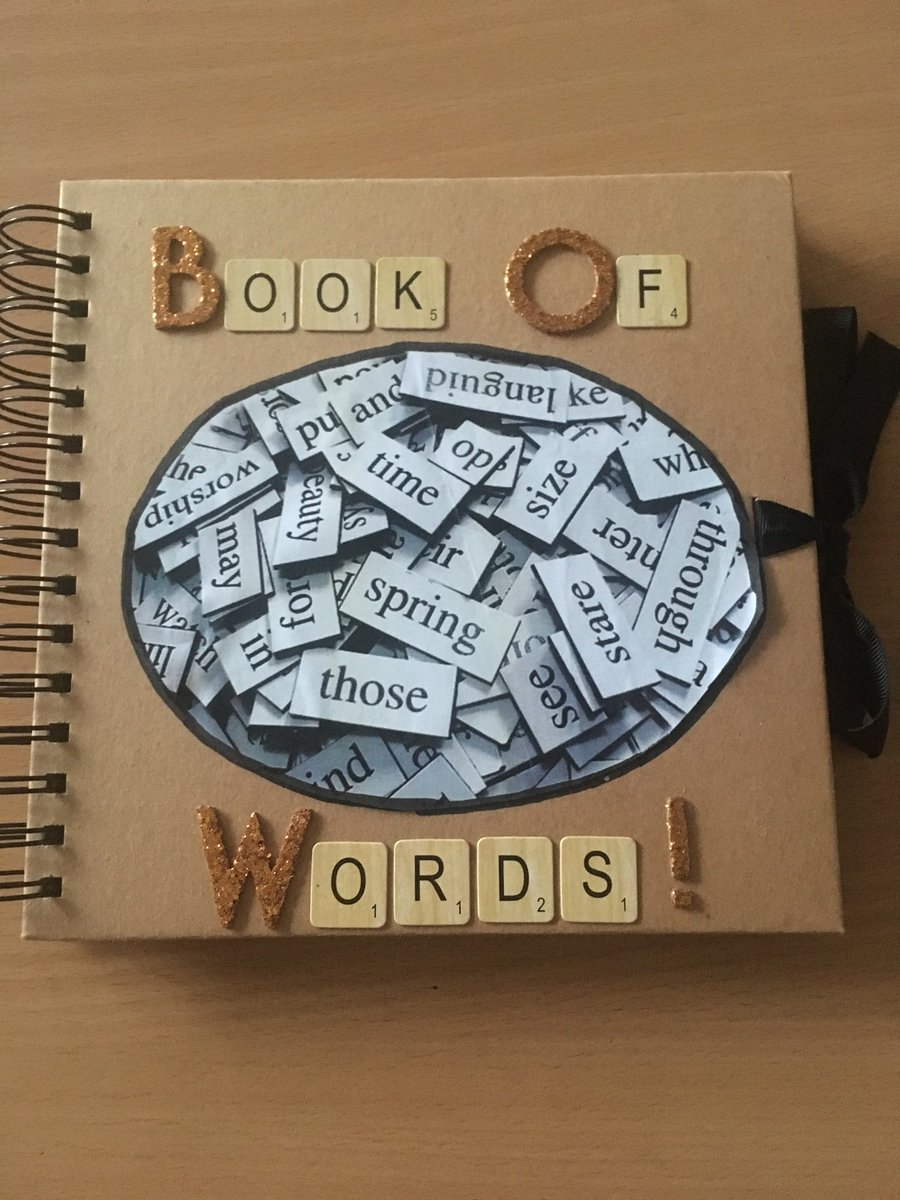 4SB's Vocabulary book 📚 Hopefully this will develop language, as well as comprehension skills💭 @NorthManorAcad #readingforpleasure