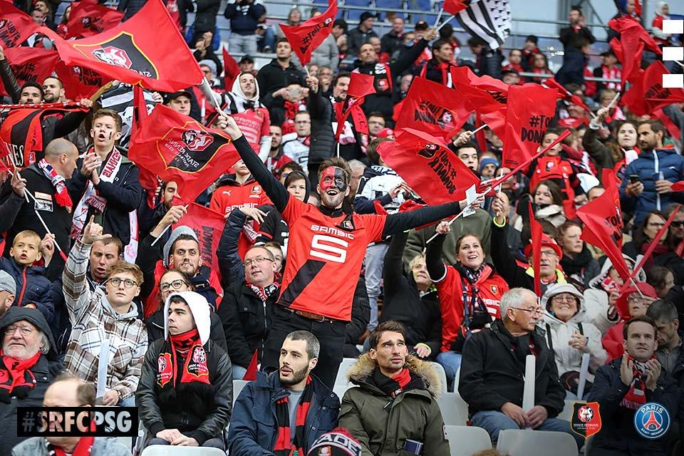 Stade Rennais SRFC PSG Coupe de France photo Ouest MEDIAS digital socialmedia