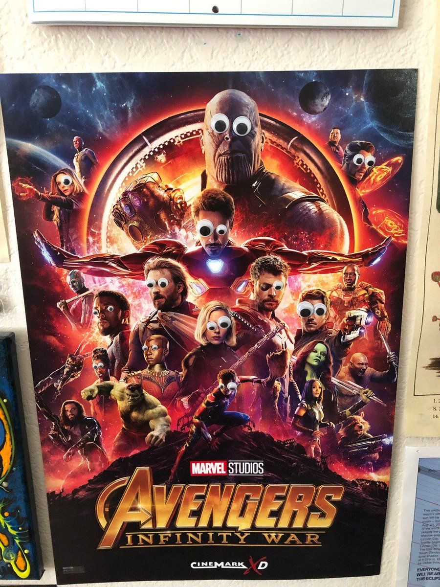 Finally, the poster we've all needed. Oh and, #DontSpoilTheEndGame