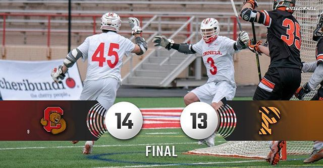 Late Petterson goal lifts Big Red over Princeton in Schoellkopf thriller