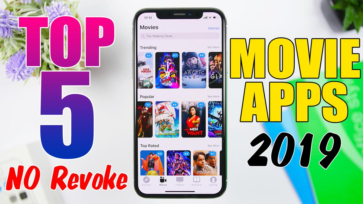 best free movie app for iphone 2019