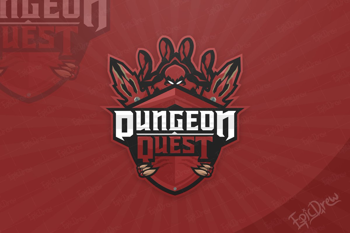 Roblox Dungeon Quest Logo | Roblox Free Item Generator