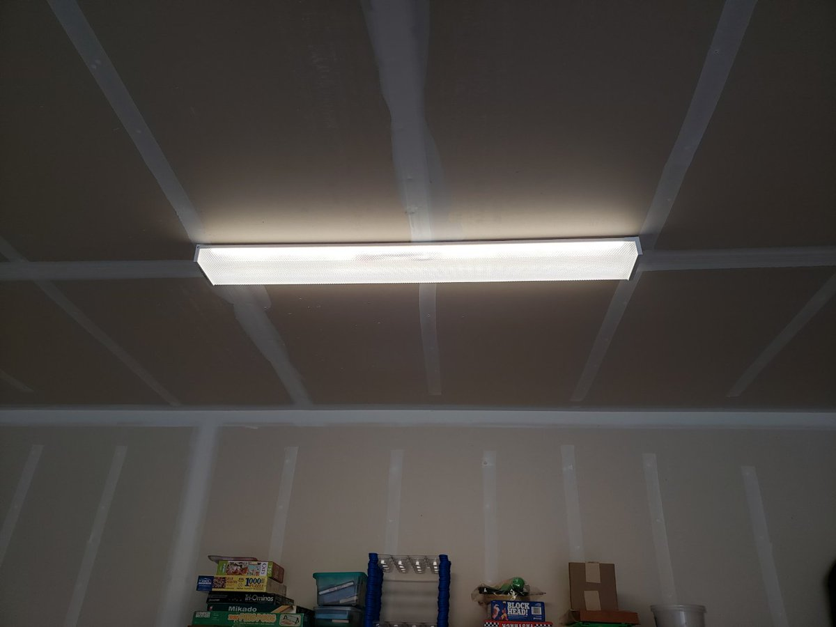 We found 3 way switches wired incorrectly re wired the switches and replaced the fluorescent ceiling fixtures to led fixtures roseville rocklin