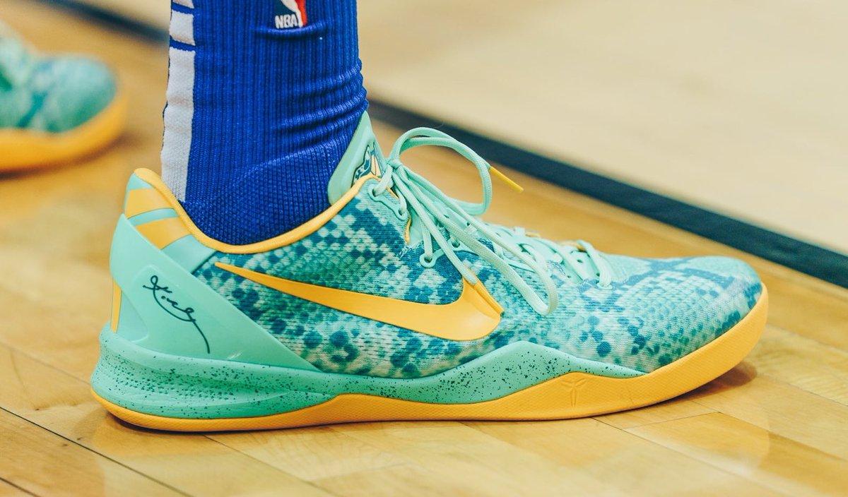 """Green Glow"""" Nike Kobe 8s"""