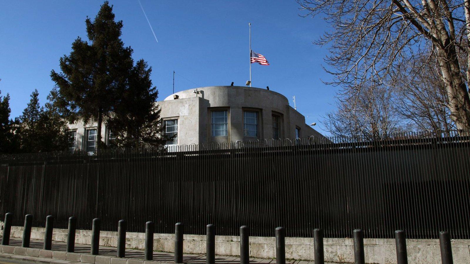 все российское посольство в анкаре фото что хозяева