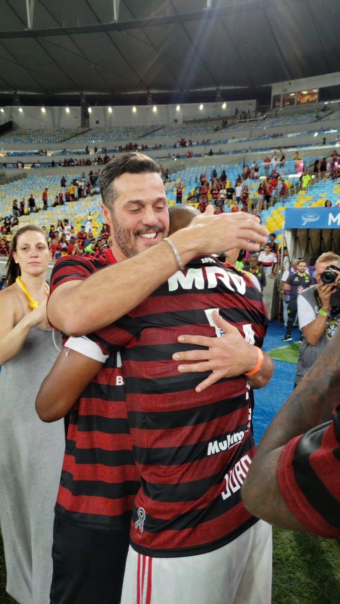 Flamengo's photo on #ObrigadoJuan