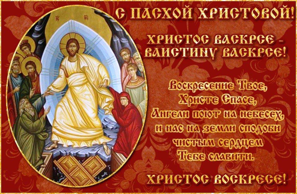 Поздравления с христовым воскресением картинки, сделать