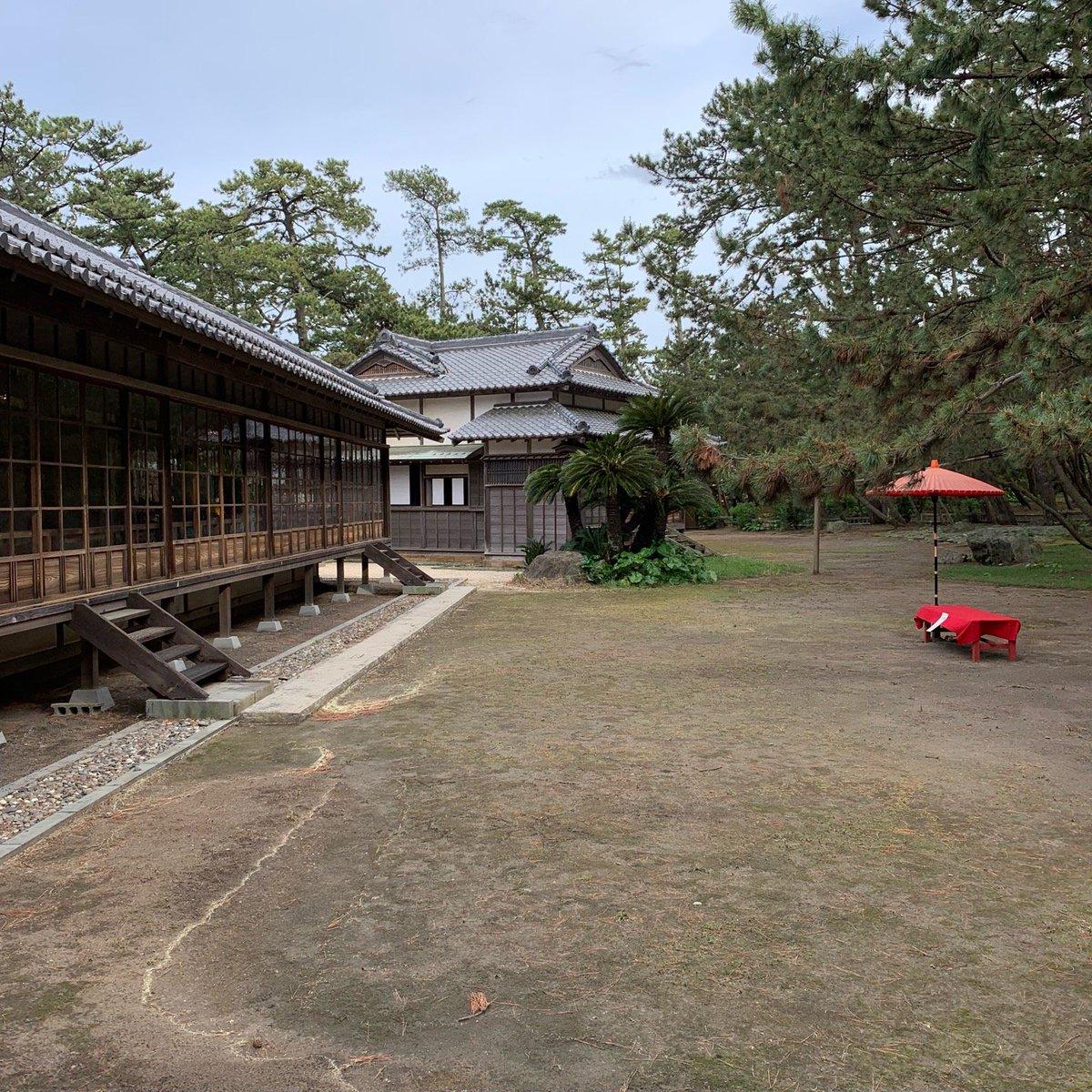 沼津御用邸(3)西附属邸(2)
