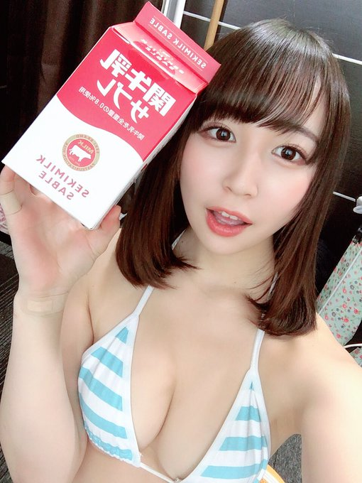 グラビアアイドル高橋美憂のTwitter自撮りエロ画像1