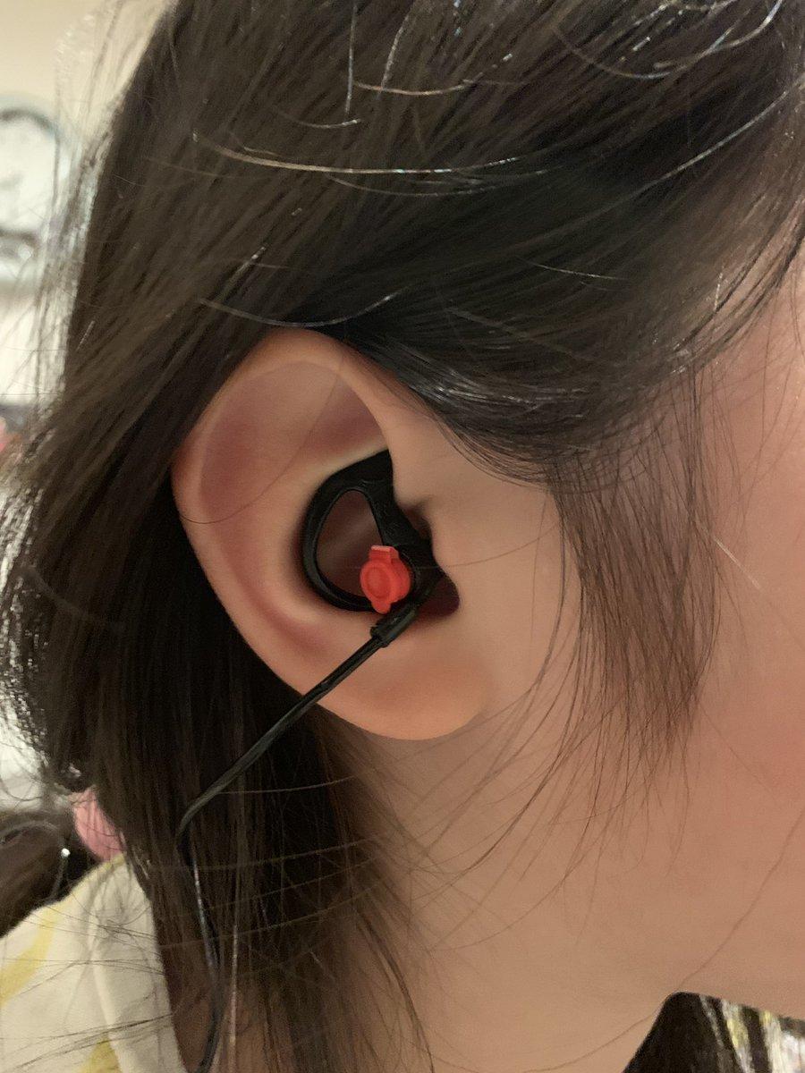 娘も今年の1月に自閉症の診断が出て4月からは小学生でバタバタだった⤵︎今日、耳栓が届いて本人は喜んでくれた!なかなか、学校生活での雑音なね慣れなくて毎日がストレスで円形脱毛症になって大変…少しは楽になるかな?#自閉症#聴覚過敏