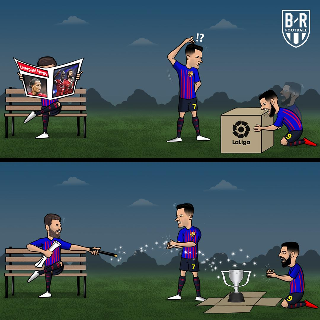 It Just Took Some Messi Magic