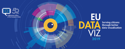 The @EULawDataPubs is organizing an international data #visualization conference on Nov 12 in Luxembourg. #EUDataViz 2019 will discuss #dataviz for communication, data exploration, best practices &more. Contributions are welcome till June 16 @EU_Commission  https:// buff.ly/2VlG3bN    <br>http://pic.twitter.com/5wWJ8Il041