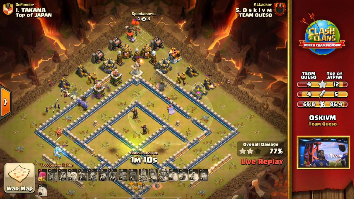ESL Clash of Clans on Twitter: