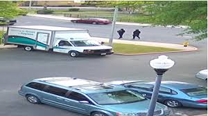 Police searching for two males who shot at Meade Village security officer