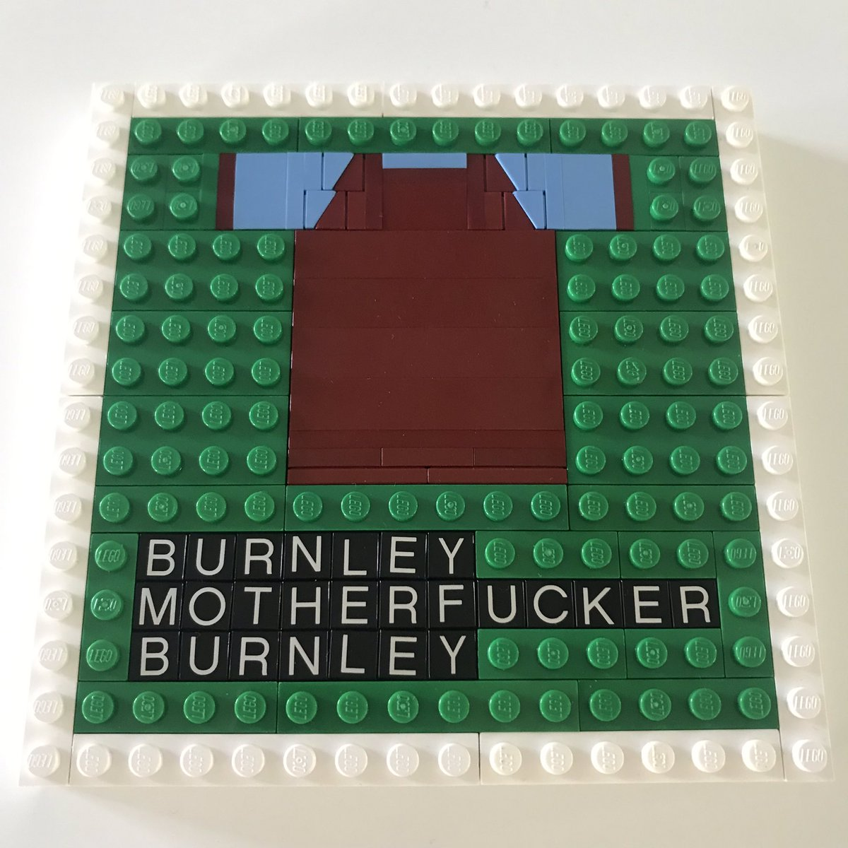 Vackert kämpat Burnley!!!