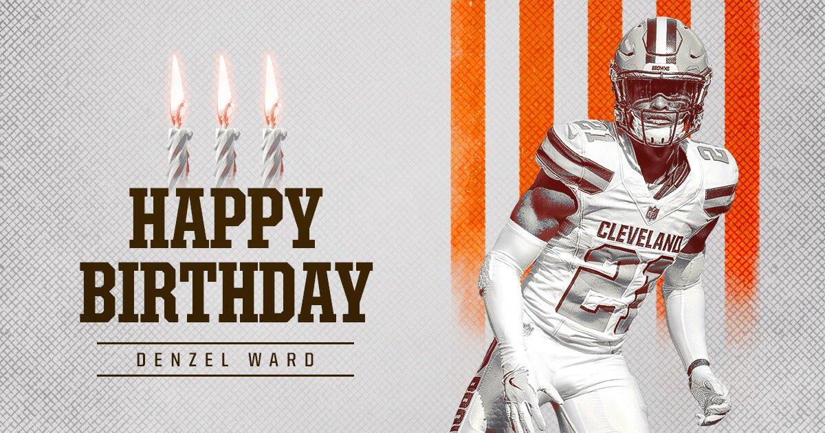 🎉 RT to wish @denzelward a Happy Birthday! 🎉