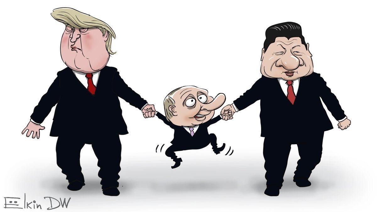 Росія готова до ядерного роззброєння, але ні Китай, ні США наразі не починали такі переговори, - помічник Путіна - Цензор.НЕТ 6552