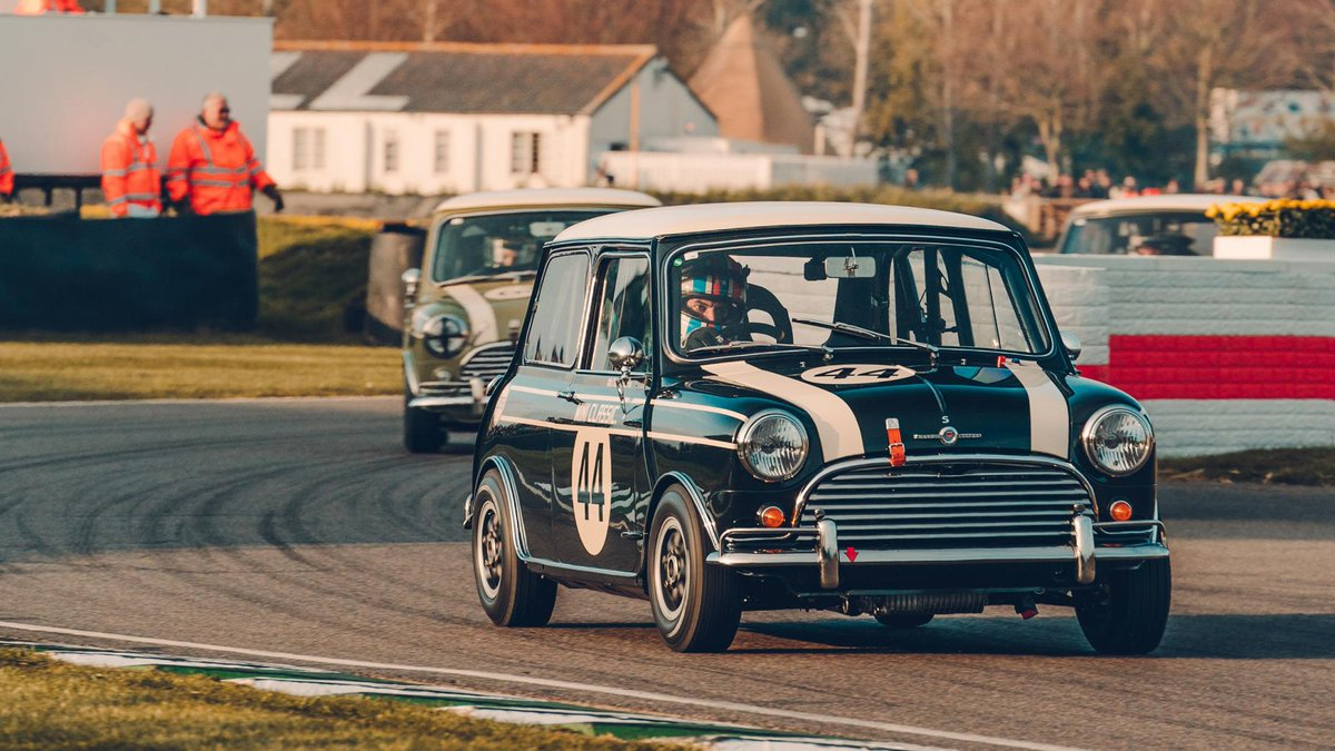 Top Gear On Twitter Gallery At Harrismonkey In A Racing Mini Cooper