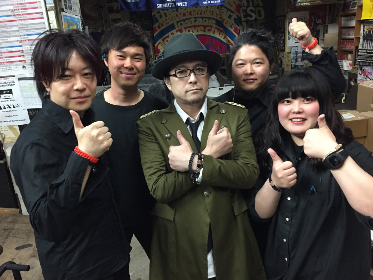 """海老原諒 Twitterren: """"<上杉昇ELECTRIC TOUR 2019 The Mortal ..."""