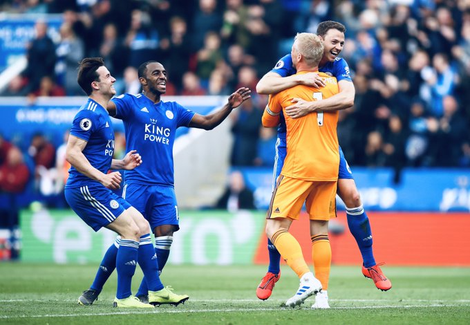 Image result for leicester fc